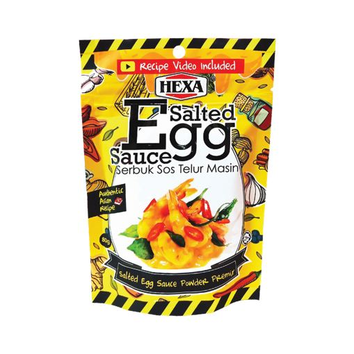 Hexa Salted Egg Powder